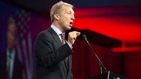 Fact check: Did Tom Steyer help get cash bail 'gone' in California?