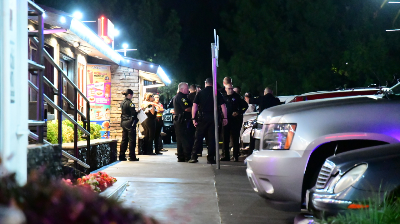 Sheriff: 2 shot after 'large fight' at Culichi Town restaurant on Arden Way, gunman flees