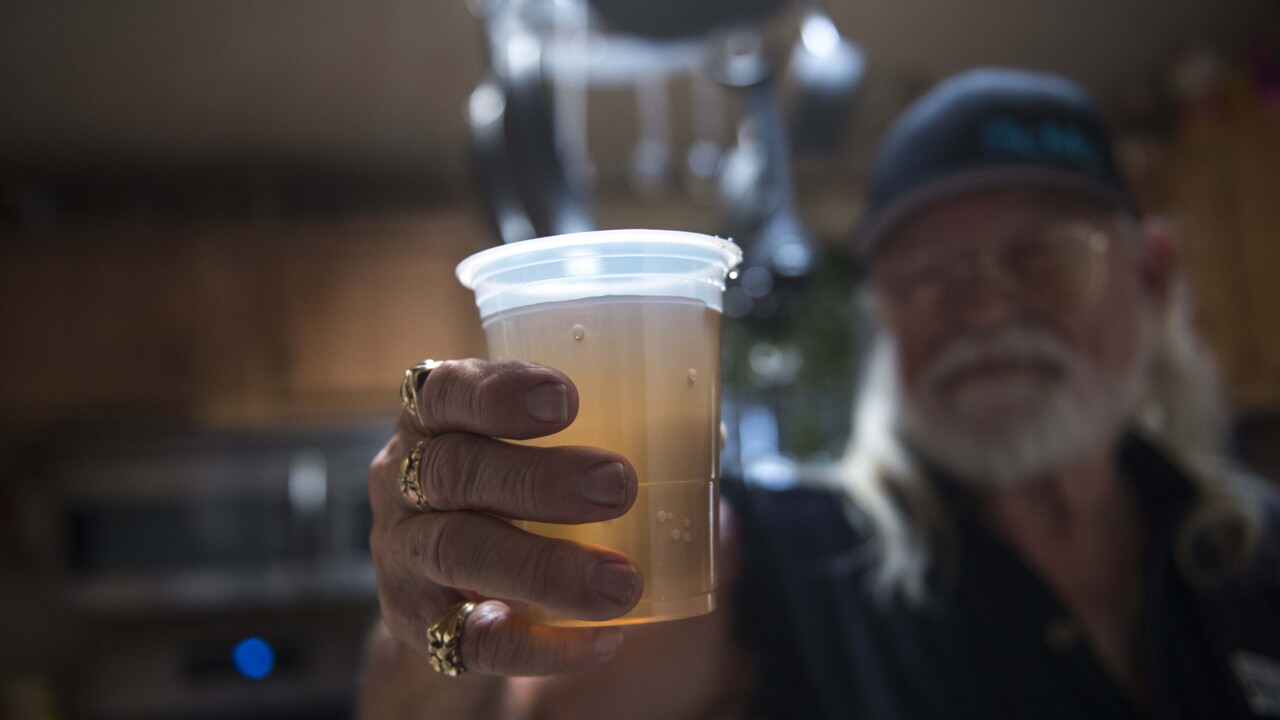 Cancer water? Unsafe drinking water puts 15,000 Californians at risk, study says
