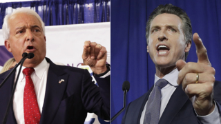 Newsom and Cox will face off for California governor