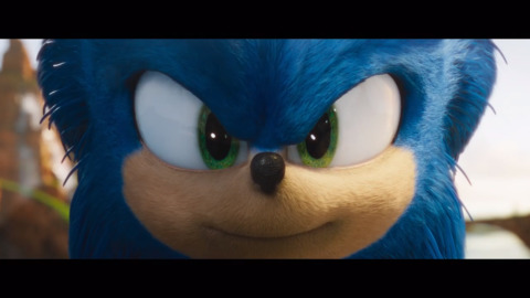 Jim Carrey is back: Watch movie trailer for 'Sonic the Hedgehog'