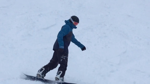 Tahoe skiers and snowboarders enjoy 18 inches of fresh powder