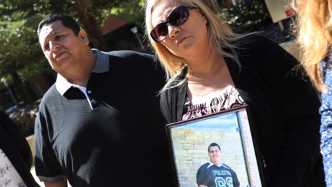 'The family still wants justice': California inmate charged in jailhouse slaying of 19-year-old