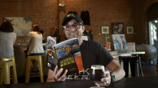 Justin Chechourka talks about his new book on Sacramento's craft beer scene