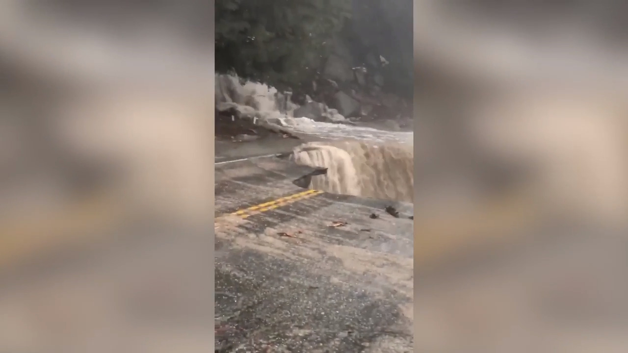 See flooding from rain in southern California | Tacoma News Tribune