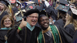 Spring commencement is tons of fun as Sac State grads get diplomas