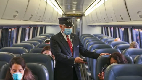 Amtrak medical chief explains coronavirus safety measures on trains, in stations