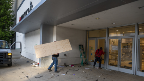 11 charged with looting, other crimes after George Floyd protests in Sacramento