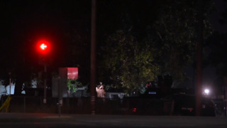 'Family disturbance': Police respond to suspect barricaded in home