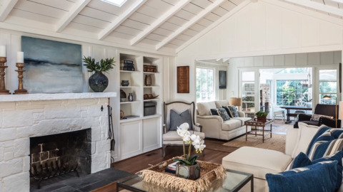 Carmel cottage where Eastwood filmed 'Play Misty for Me' scenes is for sale at $1.895 million - take a peek
