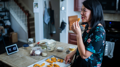 How a Sacramento blogger preserves traditional Chinese recipes for the Instagram age