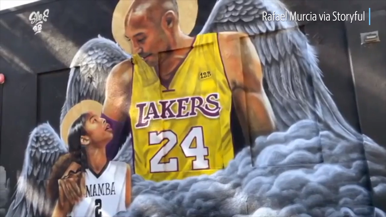NBA: Kobe Bryant memorial was a 'powerful, beautiful thing; a chance to say goodbye'