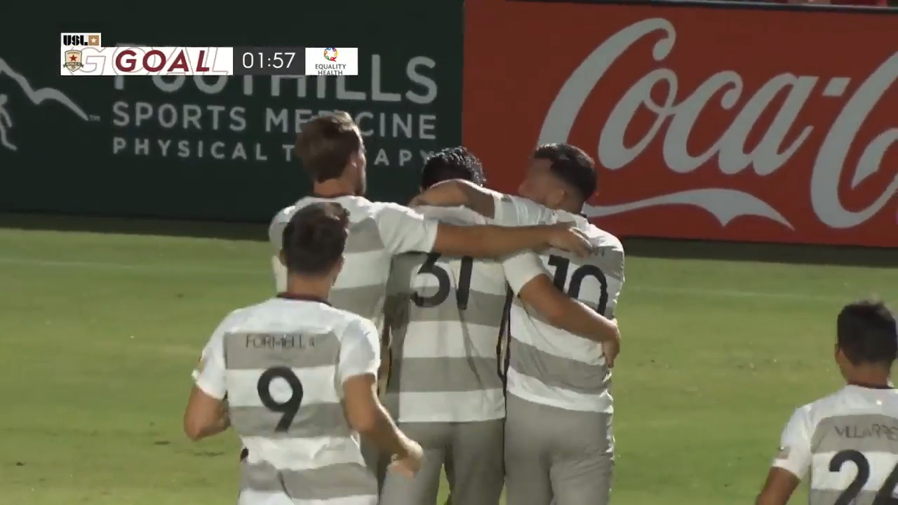 Watch highlights as Sac Republic aims to end Phoenix Rising's $1 beer night win streak