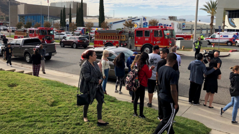 Injuries reported in California high school shooting