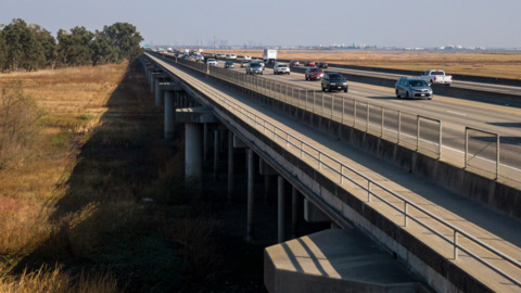 Toll lanes could be headed to a Sacramento freeway. Here's how they would work