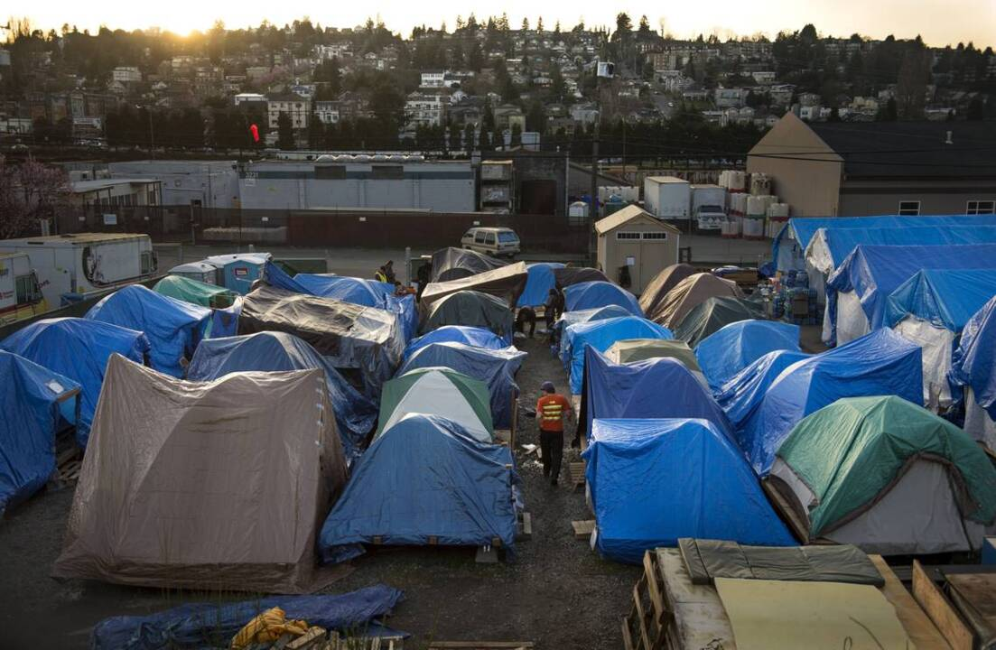 Seattle tent cities: Solution for homelessness or unproven ...