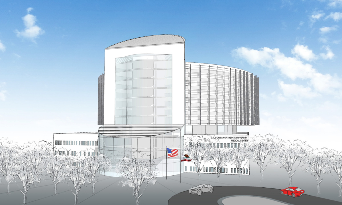 $900 million in state bonds sought to finance controversial Elk Grove hospital