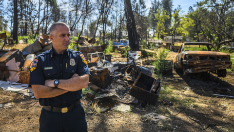 One year after the Camp Fire, Paradise's fire chief reflects
