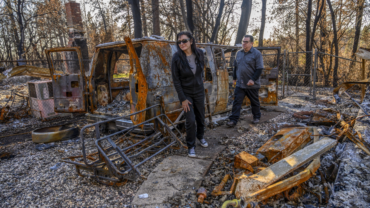 Camp Fire As Last Shelter Closes Where Will Survivors Go The