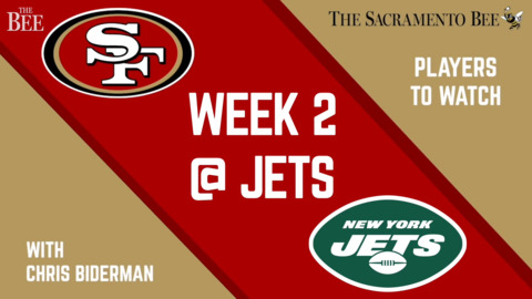 San Francisco 49ers vs. New York Jets: 5 players to watch