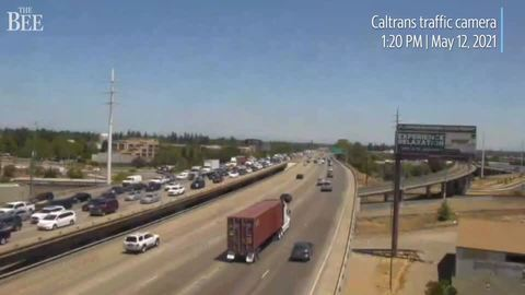 Here's the backup from fatal Highway 50 crash (May 12, 2021)