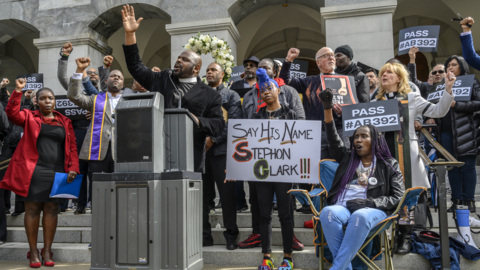 California has a new use-of-force law. What does it mean for cops and people of color?