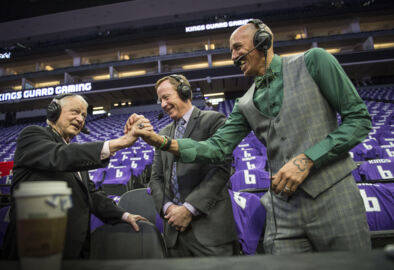 Don't expect Jerry Reynolds to bow out. He has unfinished business with the Kings