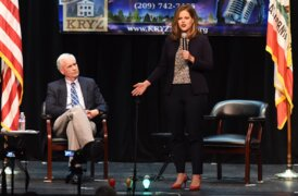 Trump, climate change, carpetbagging: What you missed from McClintock, Morse debate