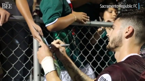 Mitch Taintor returns to Sac Republic FC: See his highlights
