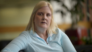 'It's like in the Catholic Church' - Annette Unruh says state kept moving her accused harasser