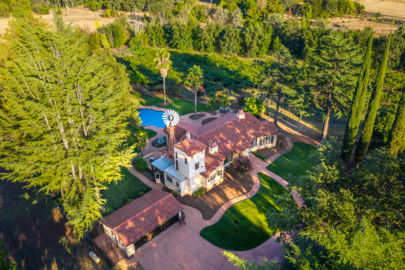 Historic 250-acre Chico ranch, where Robin Hood star stayed, for sale for $2.95 million