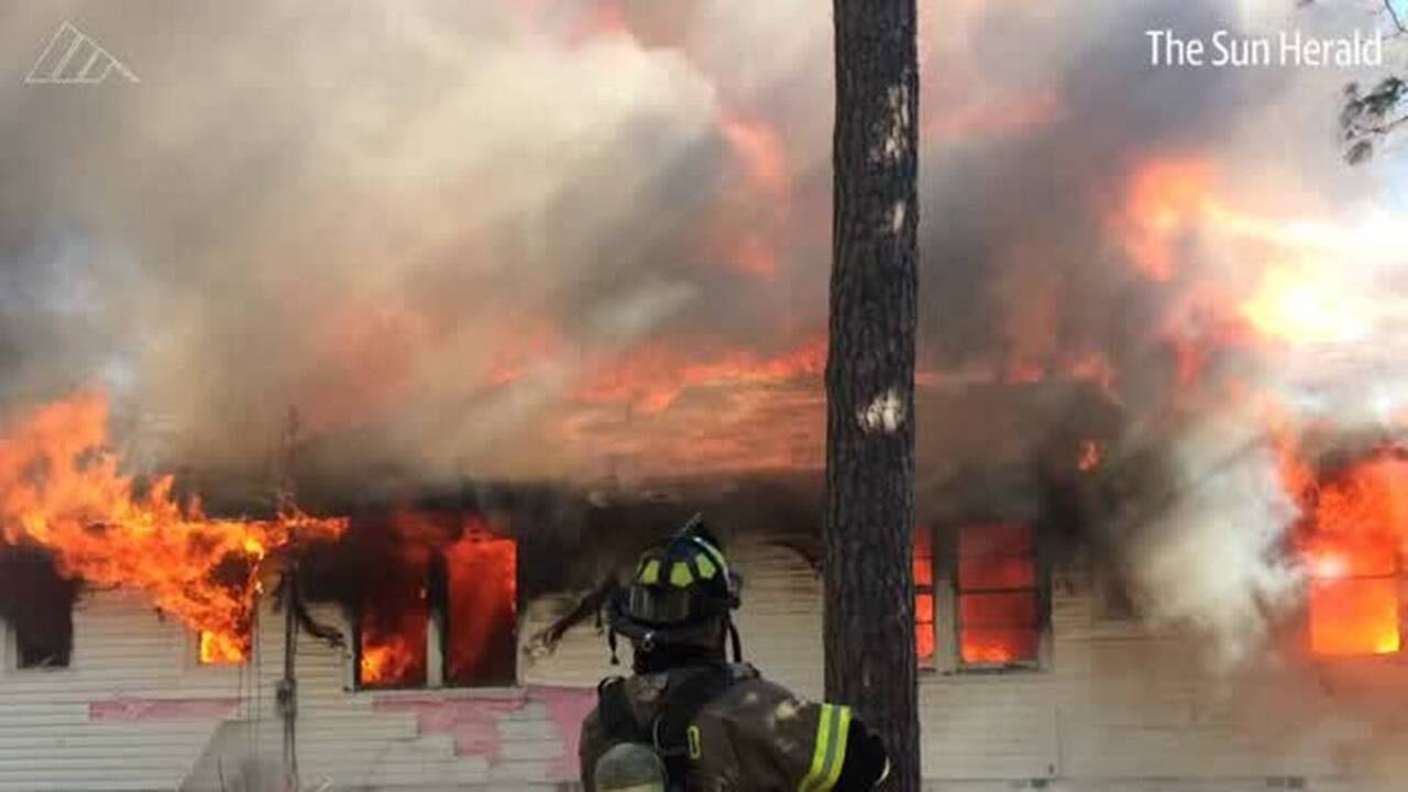 Pasco family fight ends with bedroom on fire and 1 man burned