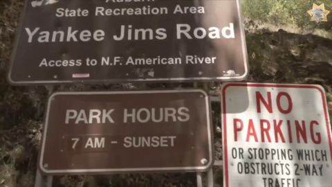 'Hidden gem' California river spot overwhelmed by visitors' vehicles, authorities say