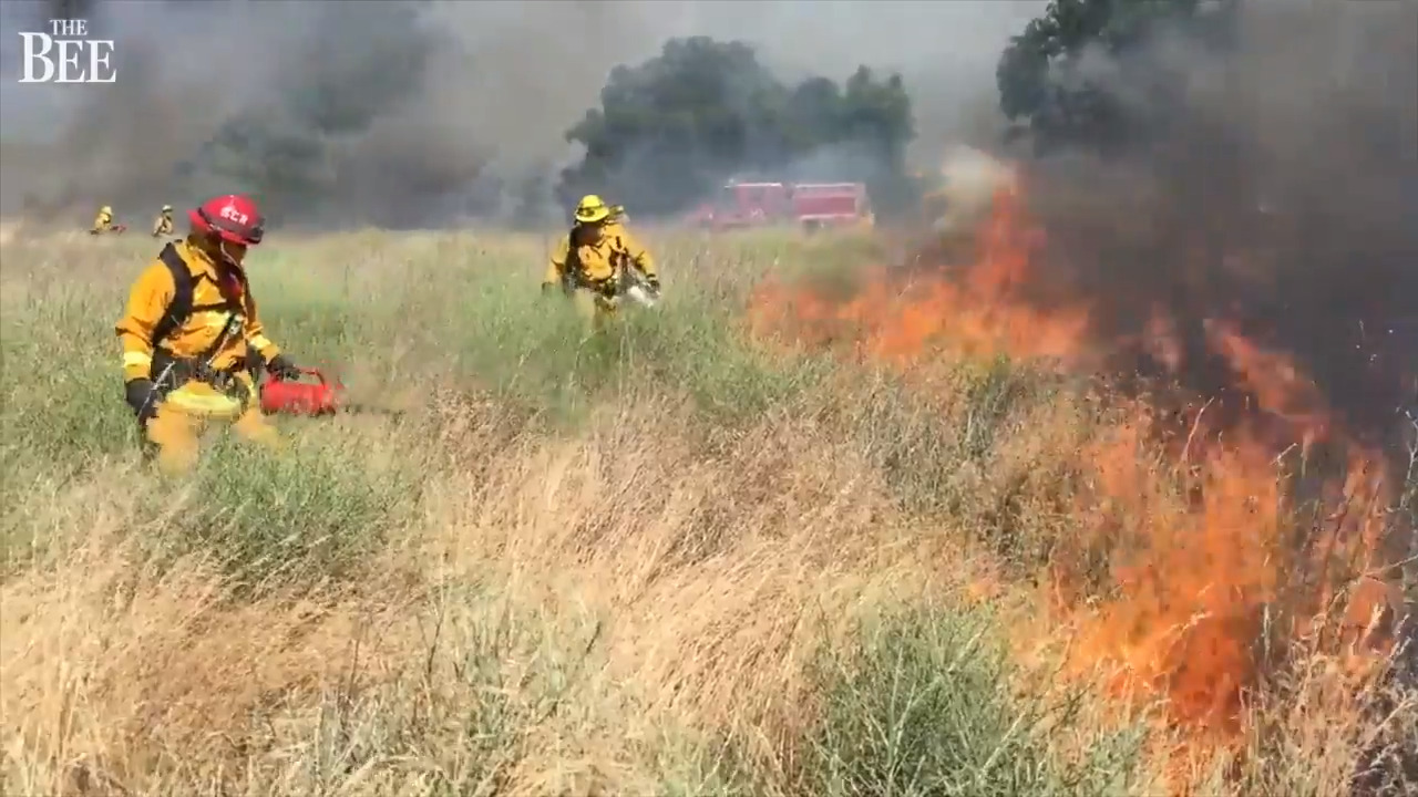 Wildfire season slows. Time to set the good kind of fire in and near Tuolumne County