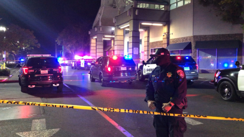 See scene of shooting at Arden Fair mall on Black Friday in Sacramento