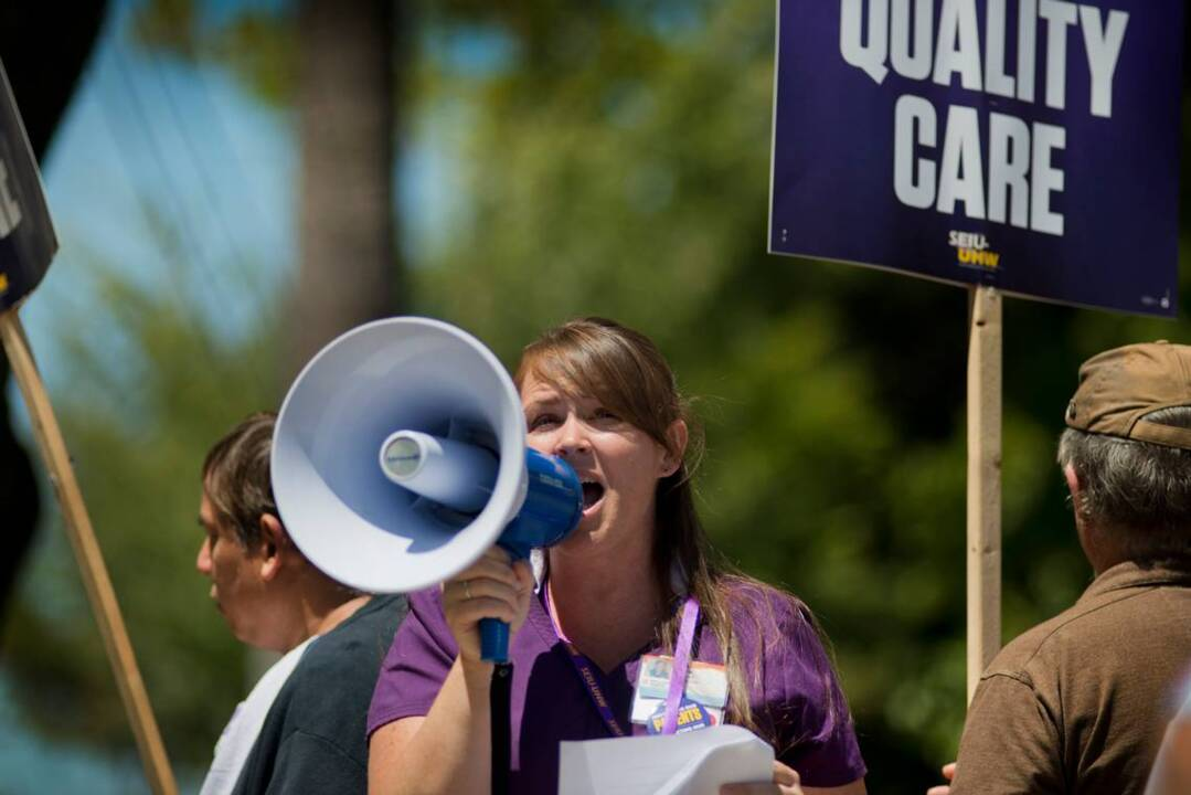 Dignity lays off health care workers from Sacramento to Mt. Shasta, citing budget woes