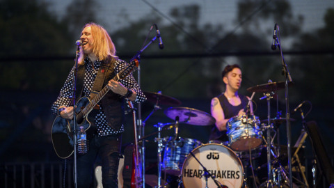 Watch Tom Petty tribute band play at the State Fair