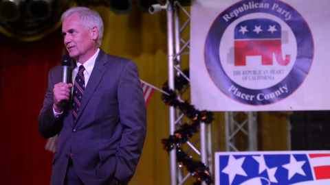 '2 years of resistance and gridlock.' What Rep. Tom McClintock expects from House under Dems