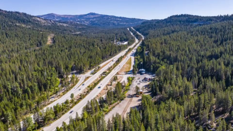 Check out Kingvale resort on way to Tahoe for sale for $6 million