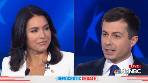 Fact check: Is Pete Buttigieg 'willing to send our troops to Mexico?'