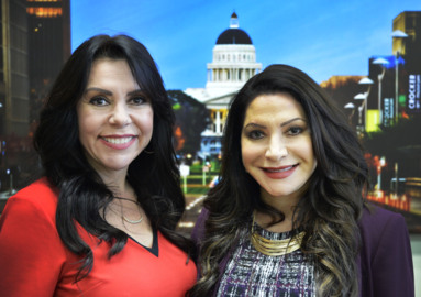 'We are Trump's worst nightmare:' Two sisters at California's Capitol