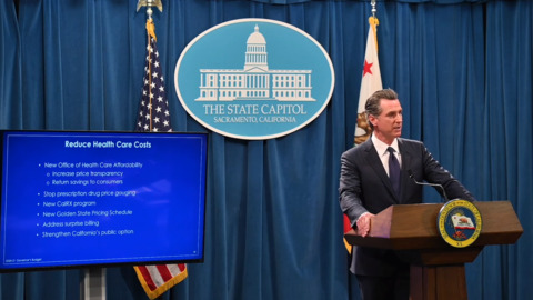 Gavin Newsom wants to lower prescription drug prices. Will his plan work?