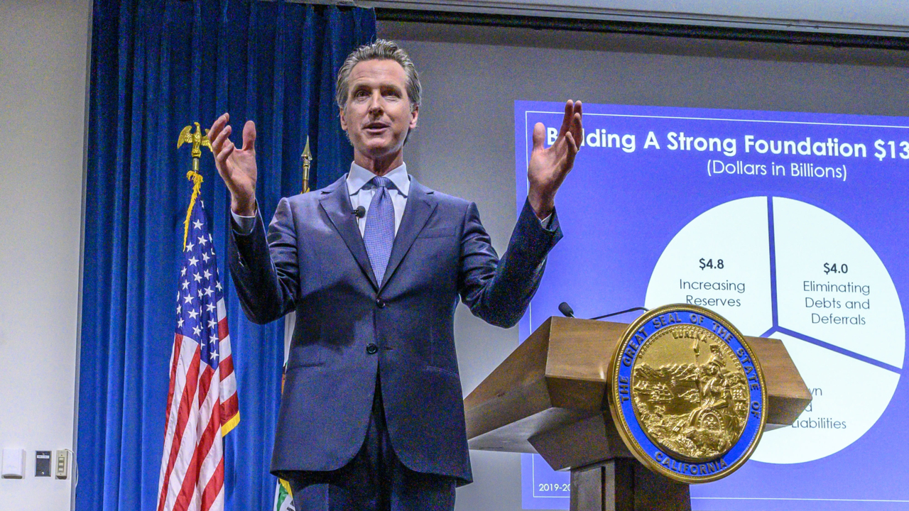 California state worker raises to cost $5.6 billion under Gavin Newsom's new contracts