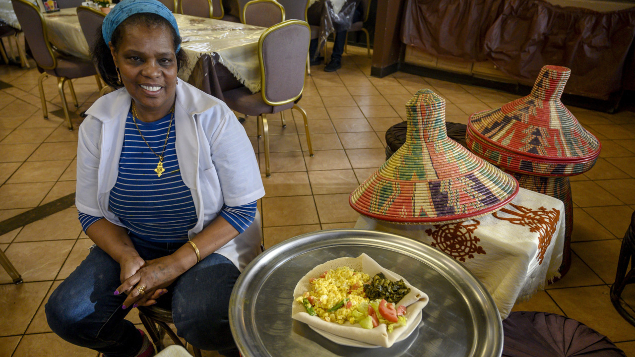 You Gotta Try This: Ethiopian scrambled eggs come with a kick