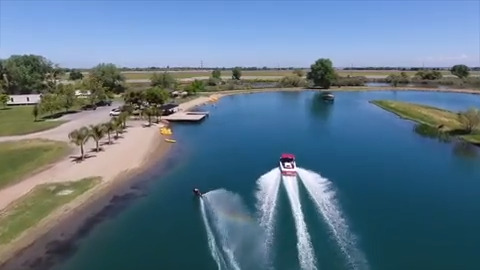 See it: Pro water skier's unique resort along San Joaquin River listed for $3.95 million