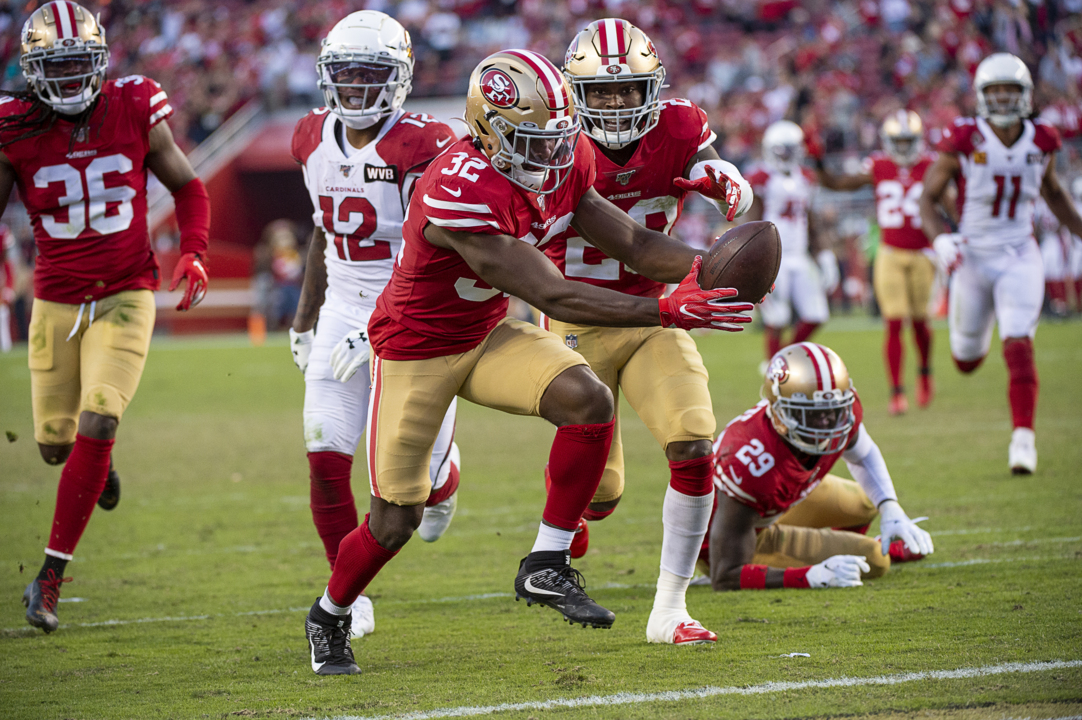 49ers report card: How we grade the comeback victory over the Arizona Cardinals
