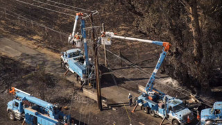 California lawmakers end efforts to reduce PG&E's liability for wildfires
