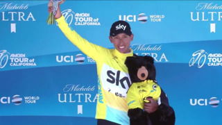 Sacramento highlights from Stage 7 of the 2018 Amgen bicycle race