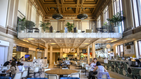 Two big names pull out of The Bank food hall in downtown Sacramento, replacements sought