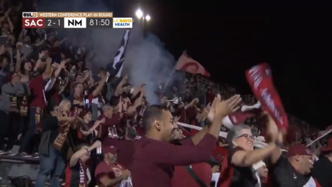 See thundering goal that sent Sacramento Republic FC to USL playoffs
